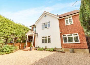 Thumbnail 5 bedroom detached house for sale in Oatlands Drive, Weybridge