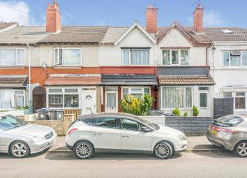 Thumbnail 3 bed terraced house for sale in Weston Lane, Tyseley, Birmingham
