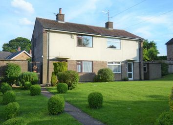 Thumbnail 2 bed semi-detached house to rent in Riggotts Way, Cutthorpe, Chesterfield
