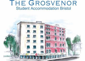 Thumbnail Studio for sale in The Grosvenor Student Accomodation, Bristol