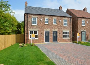 Thumbnail 3 bed semi-detached house for sale in Victoria Mews, Sherburn, Malton