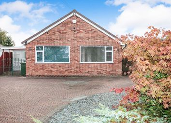 Thumbnail 3 bed bungalow for sale in Windermere Avenue, Nuneaton