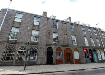 Thumbnail 2 bed flat for sale in King Street, Aberdeen