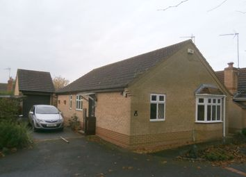 Thumbnail 3 bed bungalow to rent in Woodhouse Close, Wisbech St. Mary, Wisbech