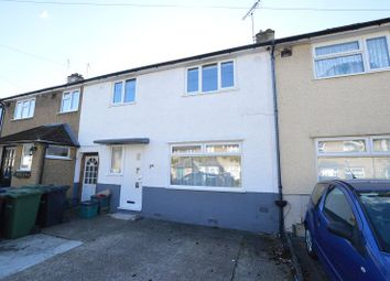 Thumbnail 3 bed terraced house to rent in Peter's Avenue, London Colney