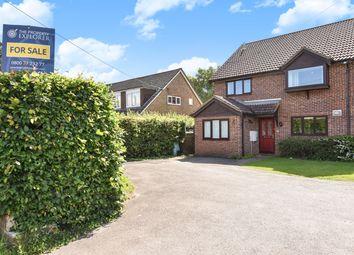 Thumbnail 4 bed semi-detached house for sale in Oakley Lane, Oakley, Basingstoke