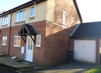 3 bed semi-detached house to rent in Oak Close, Exminster, Exeter EX6