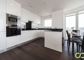 Thumbnail 3 bed flat to rent in Gateway Tower, Royal Victoria