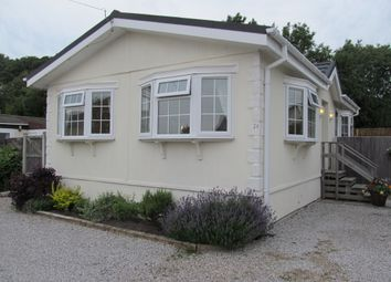Thumbnail 2 bed mobile/park home for sale in Alderlee Park (Ref 5627), Scarisbrick, Nr Southport, Lancashire