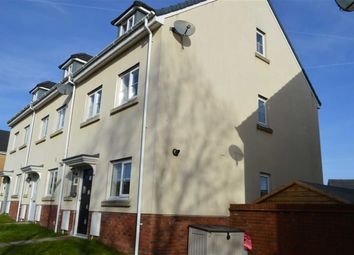 Thumbnail 3 bed town house for sale in Mill Leat Lane, Swansea