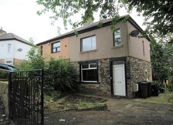 Thumbnail 3 bed semi-detached house to rent in Rayner Avenue, Bradford