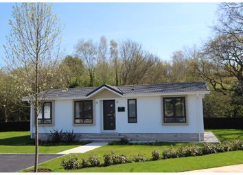Thumbnail 2 bed mobile/park home for sale in Park Royal, Satchell Lane, Hamble, Southampton