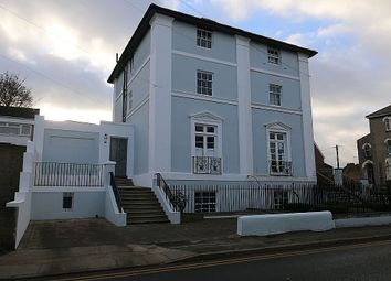 Thumbnail 4 bed semi-detached house for sale in Clarence Place, Gravesend, Kent
