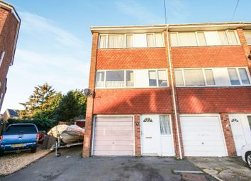 Thumbnail 3 bed end terrace house for sale in Chertsey Close, Luton