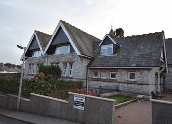 Thumbnail 1 bedroom flat for sale in Broughton Road, Dalton-In-Furness, Cumbria