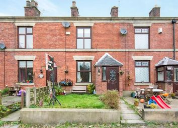 Thumbnail 2 bed terraced house for sale in Pleasant Street, Walshaw, Bury, Greater Manchester