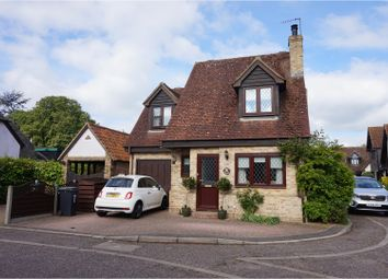 Thumbnail 3 bed detached house for sale in 1 Beehive Court, Bishop's Stortford
