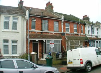 Thumbnail 4 bedroom terraced house to rent in Buller Road, Brighton