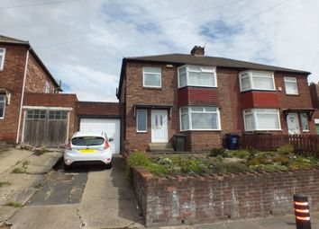 Thumbnail 3 bed semi-detached house for sale in Benwell Lane, Benwell, Newcastle Upon Tyne