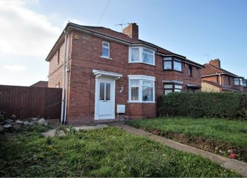 Thumbnail 3 bed semi-detached house for sale in Pen Park Road, Southmead