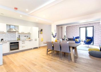 Thumbnail 1 bed flat for sale in Cotton Exchange, London