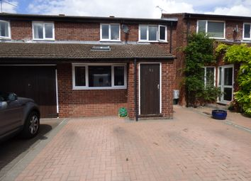 Thumbnail 3 bed terraced house for sale in White Horse Crescent, Grove