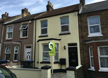 Thumbnail 2 bed terraced house to rent in Marlborough Road, Margate
