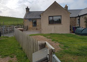Thumbnail 2 bed semi-detached bungalow to rent in Kinloss, Forres