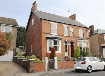 Thumbnail 4 bed semi-detached house for sale in Stanley Street, Spital, Chesterfield