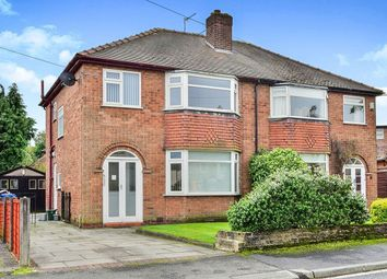 Thumbnail 3 bed semi-detached house to rent in Tulip Drive, Timperley, Altrincham
