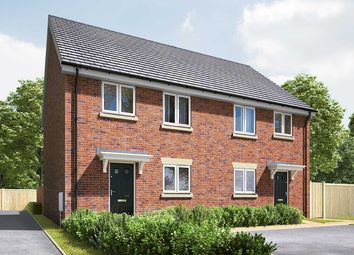 """Thumbnail 3 bed semi-detached house for sale in """"The Eveleigh"""" at Star Lane, Margate"""