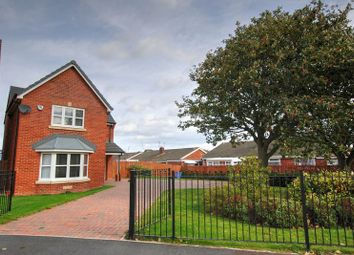 Thumbnail 3 bed detached house for sale in Pioneer Way, Blyth