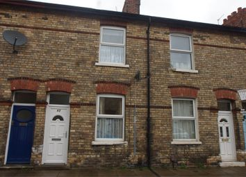 Thumbnail 2 bed terraced house to rent in Horner Street, York