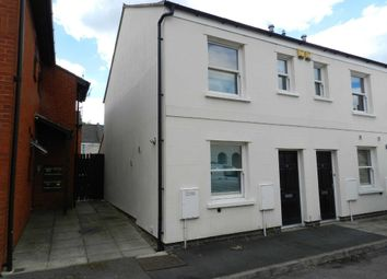 2 bed end of terrace to let in Hereford Place