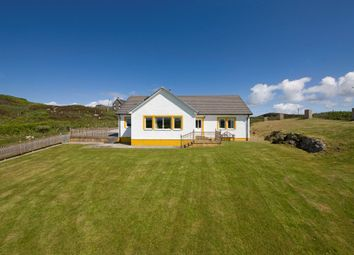 Thumbnail 4 bed detached house for sale in Arinagour, Isle Of Coll, Argyll And Bute