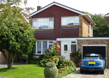 Thumbnail 3 bed link-detached house for sale in Summerlands Road, Fair Oak, Eastleigh