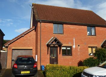Thumbnail 2 bed semi-detached house for sale in Valentine Lane, Thornwell, Chepstow