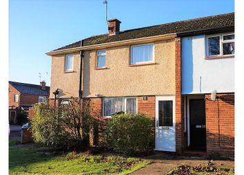 Thumbnail 3 bed end terrace house for sale in Wicklow Avenue, Chelmsford