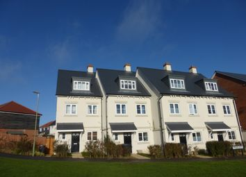 Thumbnail Terraced house for sale in Mercury Drive, Picket Twenty, Andover