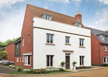 "Thumbnail 5 bed detached house for sale in ""The Jubilee "" at Folly Lane, Hockley"