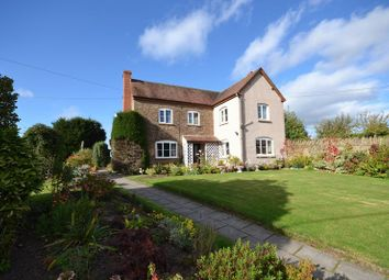 Thumbnail 3 bed detached house for sale in Leysters, Leominster