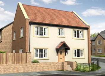 Thumbnail 4 bed detached house for sale in The Hazel - Nursery Gardens, Station Road, Stannington