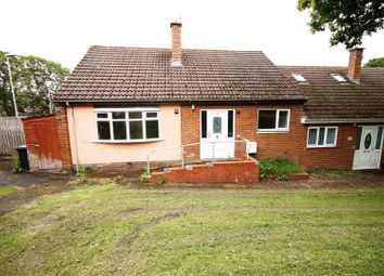 Thumbnail 2 bed semi-detached bungalow for sale in Cypress Park, Esh Winning, Durham