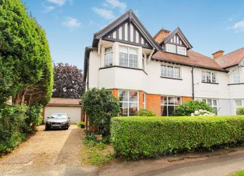 Court Road, Caterham CR3. 4 bed semi-detached house