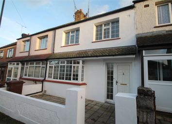 Thumbnail 3 bed terraced house for sale in Third Avenue, Gillingham, Kent