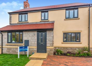 Thumbnail 4 bed detached house for sale in Farriers Close, Meare, Glastonbury