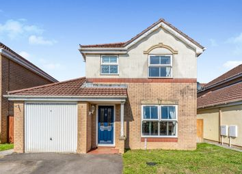 Thumbnail 3 bed detached house for sale in Meadow Rise, Townhill, Swansea