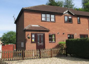 Thumbnail 2 bed terraced house for sale in The Fairways, Scunthorpe