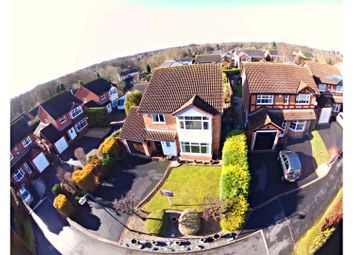 Thumbnail 4 bed detached house for sale in Kittiwake Drive, Spennells, Kidderminster