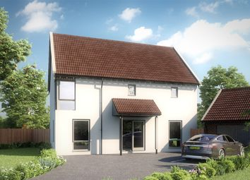Thumbnail 3 bed detached house for sale in Archers View, Erpingham, Norwich